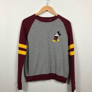 Mickey Mouse Crewneck Sweater